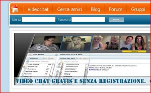 videochat erotiche gratuite chat video senza registrazione