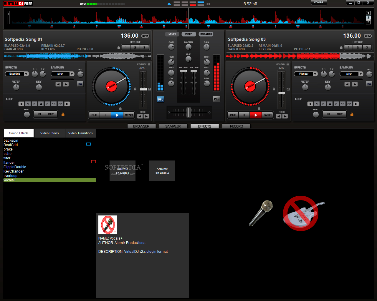 Virtual dj acid pro free full version free software for Virtual home software
