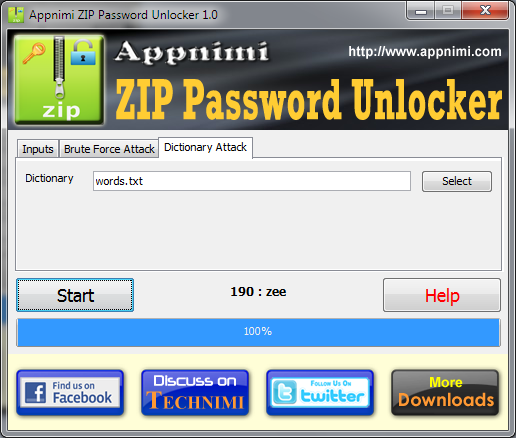 how to set password for zip file in winrar