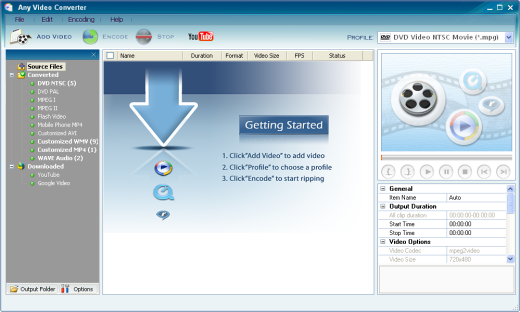 Programmi per convertire video for Free programmi