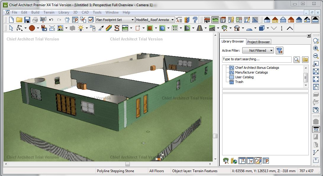Programmi per progettare casa for Case in 3d programma