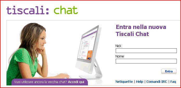 Chattare on line