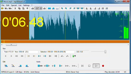 Programmi per modificare file audio for Programma per disegnare mobili gratis italiano