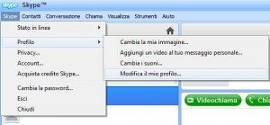 come cancellare account skype
