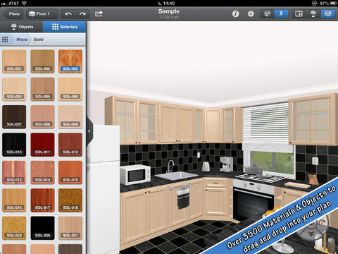 Applicazioni per arredare casa per iphone e android for Interior design application