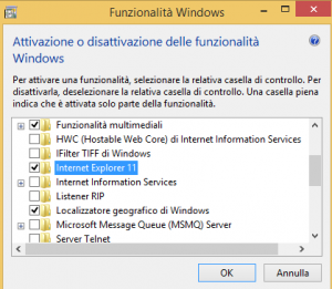 come disinstallare internet explorer 4