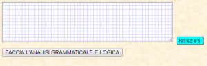 analisi logica automatica online
