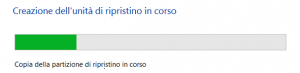 disco di ripristino windows 8