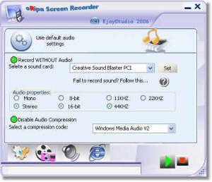 oRipa Screen Recorder online