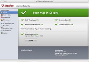 antivirus per mac gratis online