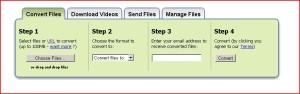 convertire file pdf in word