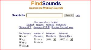 effetti sonori
