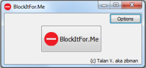 come bloccare un sito