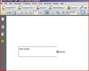 compilare pdf