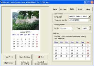 programmi per creare calendari gratis