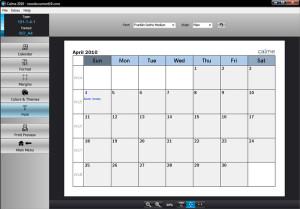 programmi per fare calendari
