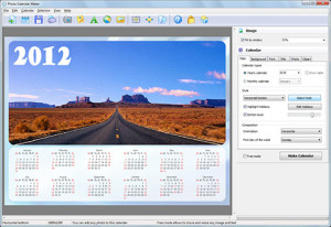 programmi per fare calendari con le foto