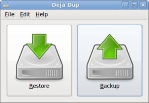 backup linux