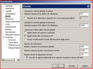 come velocizzare utorrent online