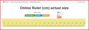 misurare online