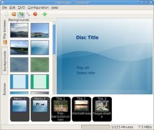 programmi per creare menu dvd