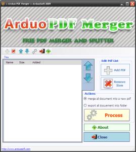unire file pdf gratis