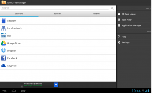 file manager android gratis