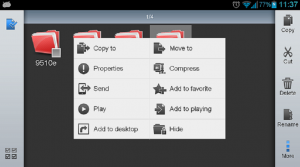 file manager per android