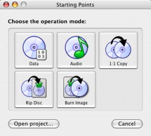 masterizzare con mac gratis