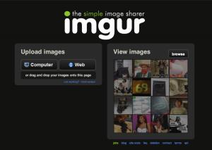 siti per hosting immagini