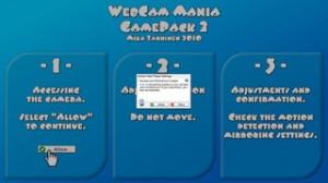 webcam mania