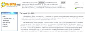 antivirus online italiano gratis
