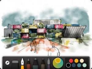 applicazioni ipad per disegnare