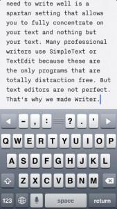 applicazioni per scrivere con ipad
