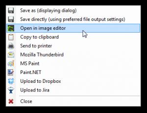 catturare desktop