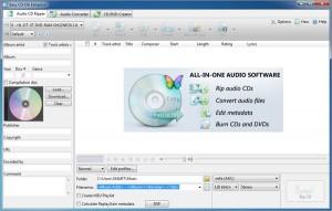 convertire cd in mp3
