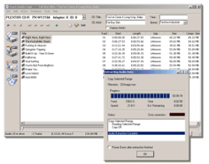 copiare cd audio gratis