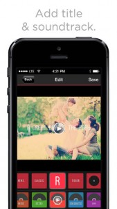 fare video con iphone