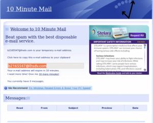 mail temporanea gratis online