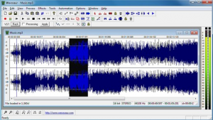 modificare audio gratis online