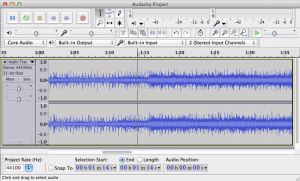 programmi per modificare file audio