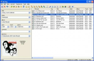 programmi per modificare tag mp3