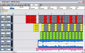 programmi per registrare audio