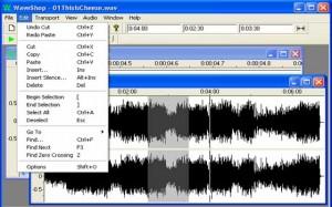 registratore audo