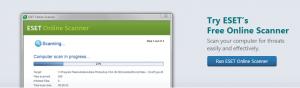 scansione antivirus gratis online