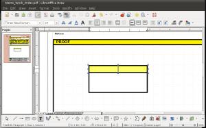 scrivere su file pdf