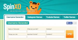 come creare un nickname