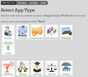 creare applicazioni iphone gratis
