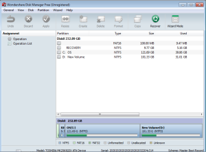 programmi partizionare hard disk gratis