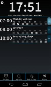 applicazioni per sveglia android